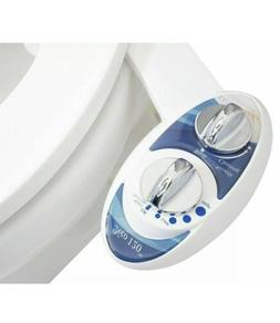 Luxe Bidet Neo 120 - Self Cleaning Nozzle - Fresh Water Non-