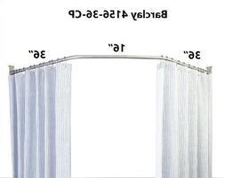 "Barclay Neo Angle Shower Rod 60"" X 26"