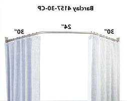 Barclay Neo Angle Shower Rod