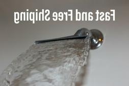 !NEW!  Grey 3D Printed Waterfall Shower Head