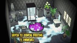 New Horizons -🛋RARE 28 PC Black Bathroom Shower SPA Furni