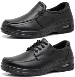 New Men Anti-Slip Shoes Slip Resistant Kitchen Shoes Working