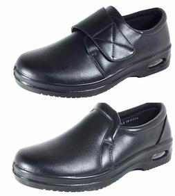 New Men Anti-Slip Shoes Slip Resistant Kitchen Anti Shock Ac