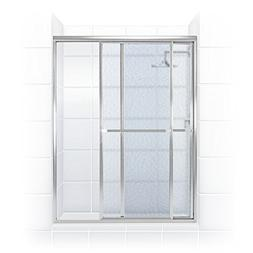 Coastal Shower Doors Paragon Series Framed Sliding Shower Do