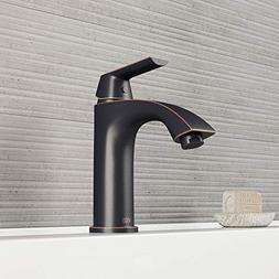 VIGO VG01028ARB2 Penela 8 Inch Single Handle Brass Bathroom