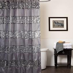 Sweet Home Collection Popular Bath Bathroom Shower Curtain,