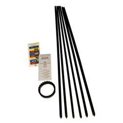 Quick-Pitch Standard Shower Kit Adjustable Slope Shower Pan