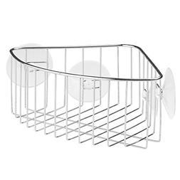 Rondo Stainless Corner Basket