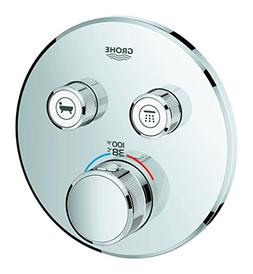 GROHE 29137000 Grohtherm Smartcontrol Dual Function Thermost