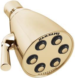 Speakman S-2252-PB-E2 Signature Brass Icon Anystream Adjusta