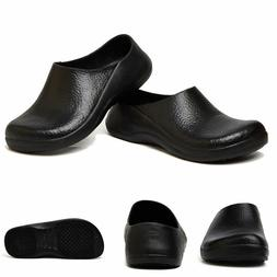 Safety Non-Slip Shoes Cushion Chef Shoes  Safety Water Kitch
