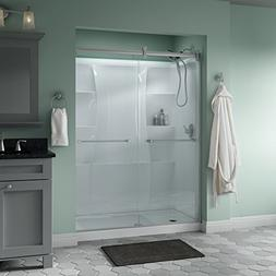 "Delta Shower Doors SD3172710 Windemere 60"" x 71"" Semi-Framel"