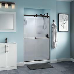 "Delta Shower Doors SD3276531 Trinsic 48"" x 71"" Semi-Frameles"