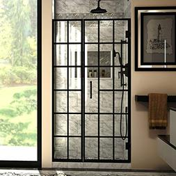 DreamLine SHDR-2440720-89 Unidoor Toulon Shower Door, 40-40