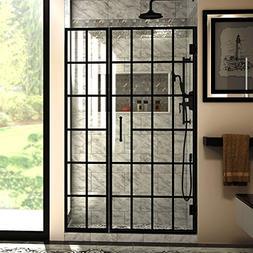 DreamLine SHDR-2446720-89 Unidoor Toulon Shower Door, 46-46