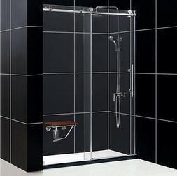 DreamLine SHDR-61607610-07 ENIGMA-X 56-60 x 76 Shower Door
