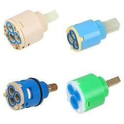Shower Bath Ceramic Cartridge Inner Faucet Valve Water Mixer