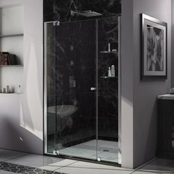 "Dreamline Shower Door, 42"" 49"" Allure Chrome"