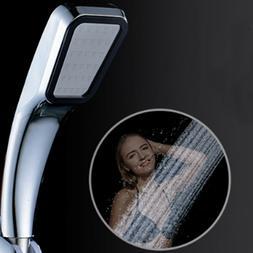 Shower Head Chrome Face Handheld Bathtub Faucets Showerheads