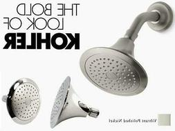 KOHLER Shower Head Round Rain Spray Bathroom Fixed Showerhea