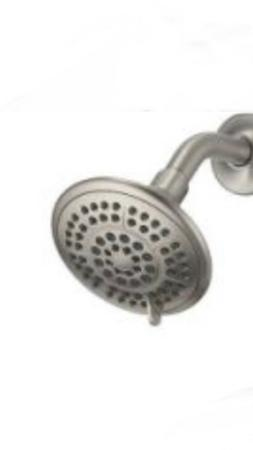 Delta Shower Head RP78575-SS 5 Spray Stainless Steel