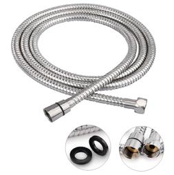 Shower Hose, HooSeen 79-inch Extra Long 18/8 Stainless Steel