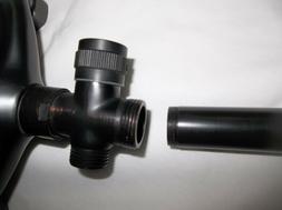 """Rozin Shower Panels Oil Rubbed Bronze Bathroom Faucet 8"""" Rai"""