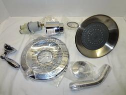 Peerless Shower PTT188780 Chrome NEW!! Shower Head and Valve