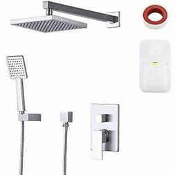 Shower System Bathroom Single Handle Faucet Trim Valve Body