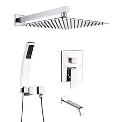 Artbath Shower System,Shower Faucet Set with Tub Spout for B