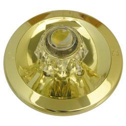 Simpatico 31651P Delta Trim Kit, Round Brass Tub Or Shower E
