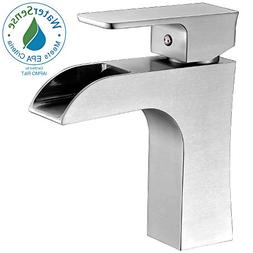 ANZZI Forza Single Hole Single Handle Bathroom Sink Faucet i