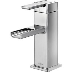 NEW! Moen Sink Faucet S6705 90 Degree Chrome 1 Handle Single