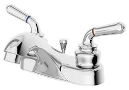 Symmons Origins Two-Handle 4 Inch Centerset Bathroom Faucet