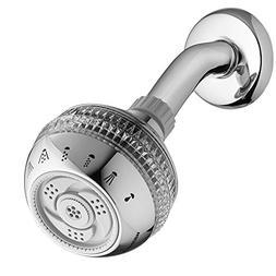 Waterpik SM-623CGT 2.0 GPM Original Shower Massage Shower He