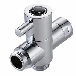 KES BRASS Shower Arm Diverter Valve Bathroom Universal Showe