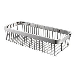 Kes Solid SUS 304 Stainless Steel Shower Caddy Bath Basket S