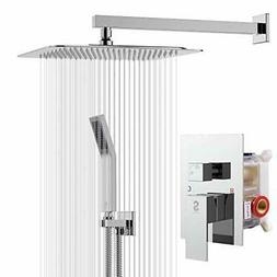SR SUN RISE SRSH-F5043 10 Inches Bathroom Luxury Rain Mixer