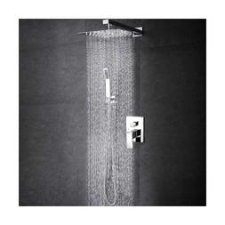 SR SUN RISE SRSH-F5043 Bathroom Luxury Rain Mixer Shower Com