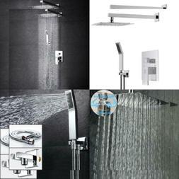 SR SUN RISE SRSH-D1203 12 Inch Bathroom Luxury Rain Mixer Sh