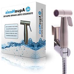 Premium Stainless Steel Bathroom Handheld Bidet Toilet Spray