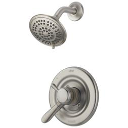 t17238 ssh2o stainless tub shower trim pack