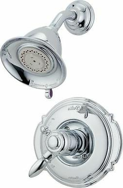 Delta T17255 Victorian Chrome Monitor 17 Series Shower Trim