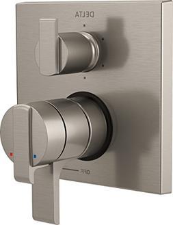 Delta Faucet T27967-SS Ara Angular Modern Monitor 17 Series