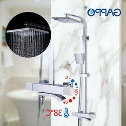 GAPPO thermostatic <font><b>shower</b></font> sets bathroom