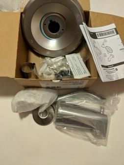 Moen TL183NHBC Brushed Chrome Tub/Shower Valve Trim, 1-Hand