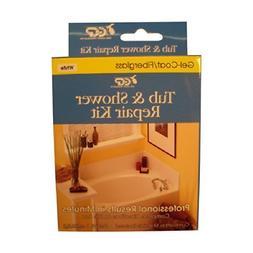 Tub and Shower Repair Kit - White
