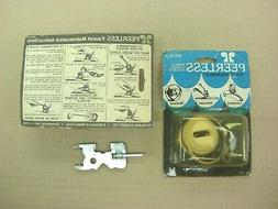 Two New Genuine Peerless #K-1 Repair Kits with Tool and Inst