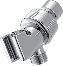 Delta U3401-PK Chrome Shower Arm Mount - Adjustable