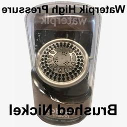 Waterpik Vardon 5 Spray Showerhead in Brushed Nickel TAV-529